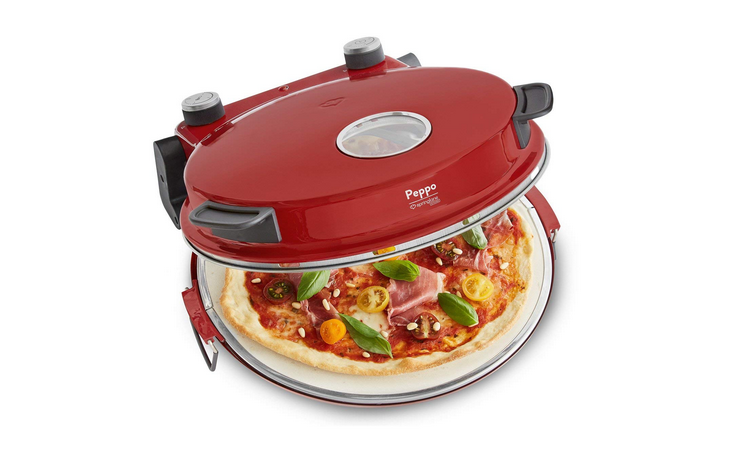 Avis Test complet : four à pizza Peppo