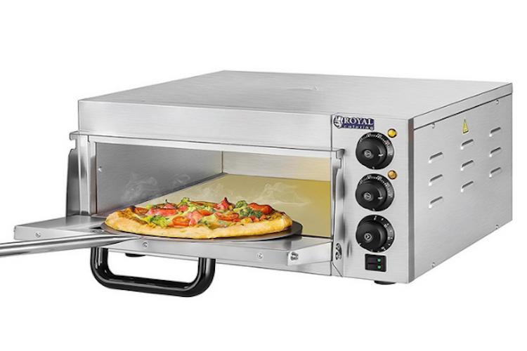 Four à pizza : avis et test Royal Catering